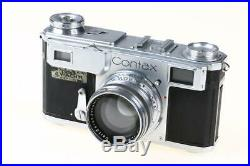 ZEISS IKON Contax II mit Sonnar 5cm f/1,5 SNr 70652
