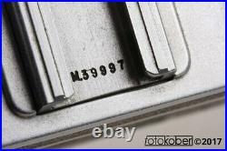 ZEISS IKON Contax II mit Sonnar 5cm f/1,5 T SNr M39997