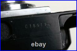 ZEISS IKON Contax III mit Sonnar 5cm f/1,5 SNr G18811