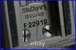 ZEISS IKON Contax IIa mit Sonnar 135mm f/4,0 SNr F22919