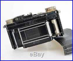 ZEISS IKON Super Nettel 536/24 + Tessar 13,5 f=5cm Carl Zeiss Jena (5537)