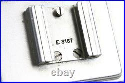 ZEISS IKON Tenax II (580/27) mit Tessar 4cm /2,8 SNr 3167