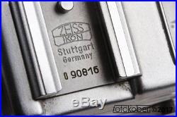 ZEISS IKON ZEISS CONTAX IIIa mit Sonnar 50mm f/2,0 SNr O90816