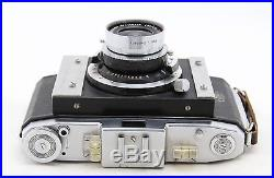 Zeiss Ikon 518/2 camera & lens Technika Super Angulon 18/47 Schneider & Linhof