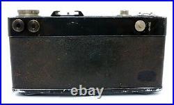 Zeiss Ikon Contax I Modell 1E mit Tessar 5cm f/3.5 SELTENRARE