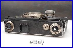 Zeiss Ikon Contax I V5 35mm Film Rangefinder Camera Body Needs Service