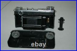 Zeiss Ikon Contax-II Vintage 1937 German Rangefinder Camera No. F45674. UK Sale