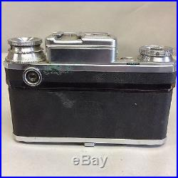Zeiss Ikon Contax III Camera Made in Germany