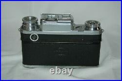 Zeiss Ikon Contax-III Vintage 1938 German Rangefinder Camera. J. 69089. UK Sale