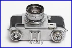 Zeiss Ikon Contax IIa w. 2/5cm Opton-Sonnar T #824272