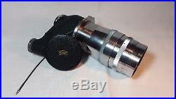 Zeiss Ikon Flektoskop, Olympia-Sonnar f/4 14 30 cm, Tessar