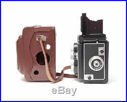 Zeiss Ikon Ikoflex Favorit 887/16 Nummer 13155 mit einem Tessar 3,5/75 N. 958