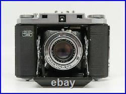 Zeiss Ikon Ikonta M 524/16 (Mess Ikonta) withNovar 13.5 75mm (Needs CLA)