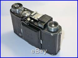 Zeiss Ikon Kamera Super Nettel II. Weltkrieg Wehrmacht Luftwaffe