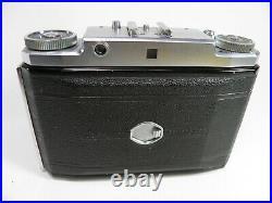 Zeiss Ikon Mess Ikonta Rangefinder Camera Full Working And Very Nice Vintage Cam