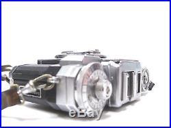 Zeiss Ikon Stuttgart Contax III rangefinder Sucherkamera Objektiv Foto 1744