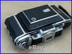 Zeiss Ikon Super Ikonta 531/2 Vintage Camera with Tessar 3.5/10.5cm Works Great