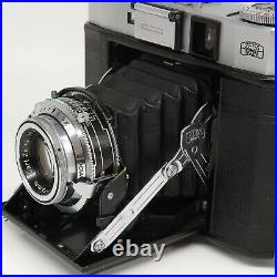 Zeiss Ikon Super Ikonta 534/16 withTessar 13.5 75mm Nice vintage condition