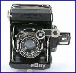 Zeiss Ikon Super Ikonta A 530 vintage camera, lens Carl