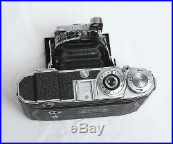 Zeiss Ikon Super Ikonta B, Synchro Compur Shutter, Tessar Lens