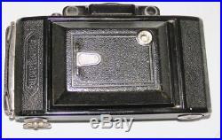 Zeiss Ikon Super Ikonta C 1936 Dual Format Folding Rangefinder 6x9cm & 6x4.5cm