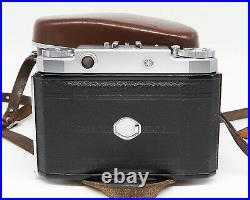 Zeiss Ikon Super Ikonta III 531/16 withNovar 13.5 75mm Case Fine vintage cond