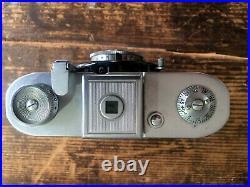 Zeiss Ikon TENAX m. Red V Novonar Anastigmat & case Classic-Camera-STORE