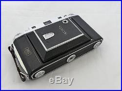 Zeiss Ikonta 524/2 120 Film 6x9 Folding Meduim Format Rangefinder Camera