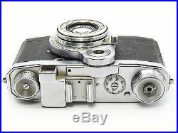 Zeiss Nettax Camera 538/24 Rangefinder Rf Tessar 2.8 3490