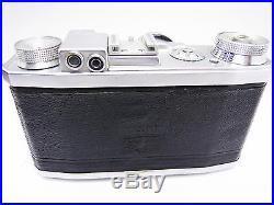 Zeiss Nettax Camera 538/24 Rangefinder Rf Tessar 2.8 Coated Lens 3833