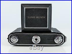 Zeiss Super Ikonta IV 534/16 120 Film 6x6 Folding Rangefinder Camera Tessar Lens