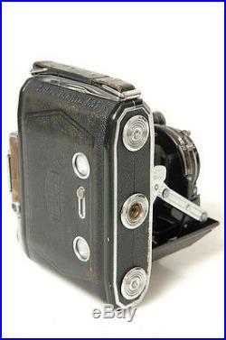 Zeiss Super Ikonta (a) 531. 75mm 3.5 Tessar. 4.5x6cm On 120 Roll Film