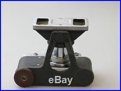 Zorki-C #57028769 + Industar-50 3,5/5cm, Finder, KMZ Stereo Strahlenteiler sj095